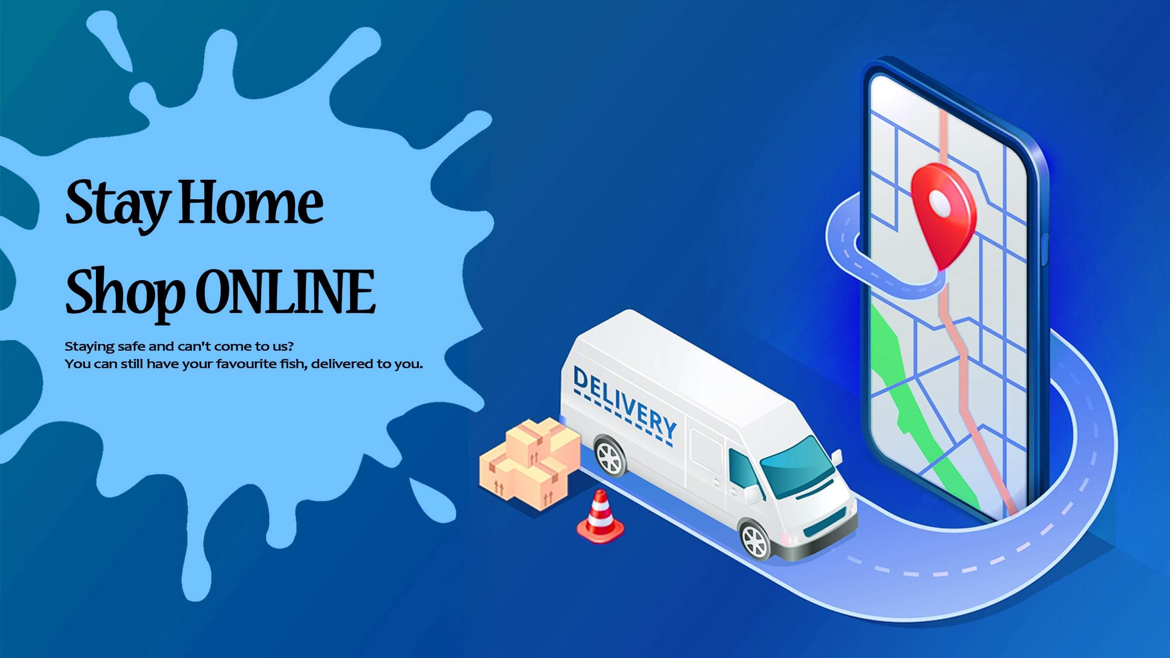 Banner Stay Home Shop OnlineResize